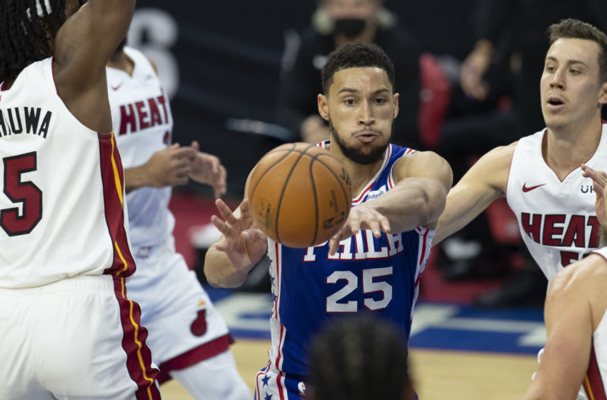 Ben Simmons | Philadelphia 76ers (Photo by Mitchell Leff/Getty Images)