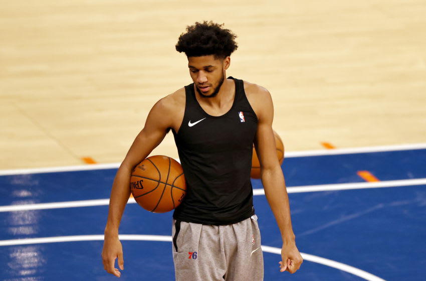 Sixers Isaiah Joe(Photo by Elsa/Getty Images)