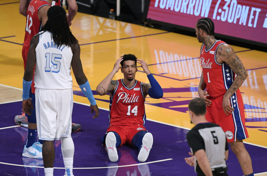 Danny Green, Sixers (Photo by Harry How/Getty Images)