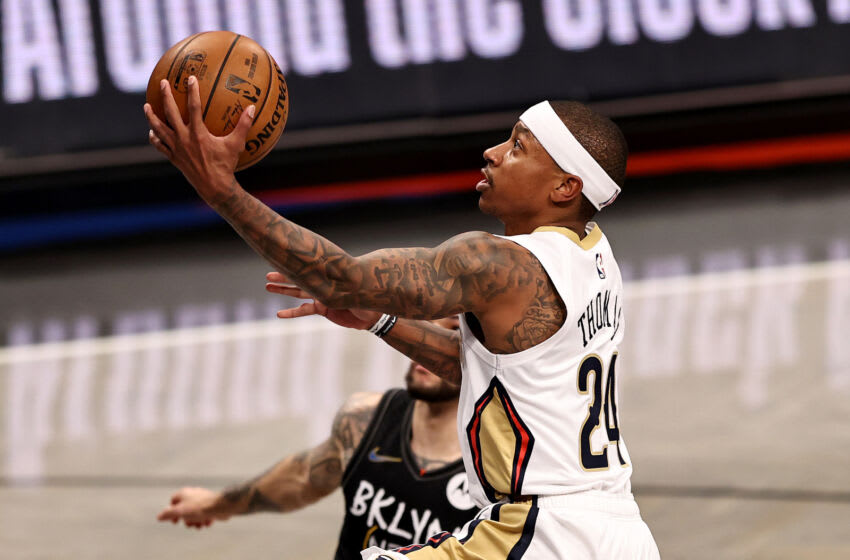 Isaiah Thomas (Photo by Elsa/Getty Images)