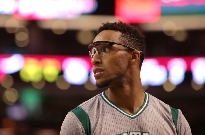 Evan Turner (Photo by Mike Lawrie/Getty Images)