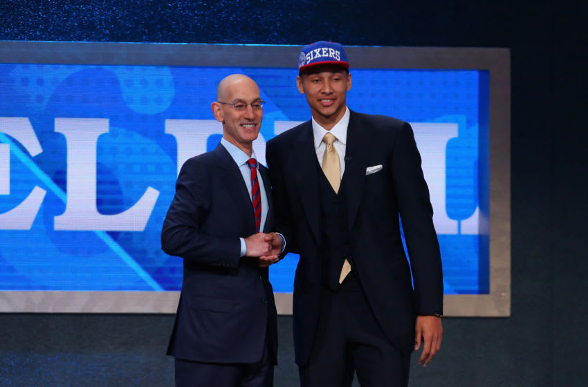 Philadelphia 76ers, Ben Simmons (Photo by Mike Stobe/Getty Images)