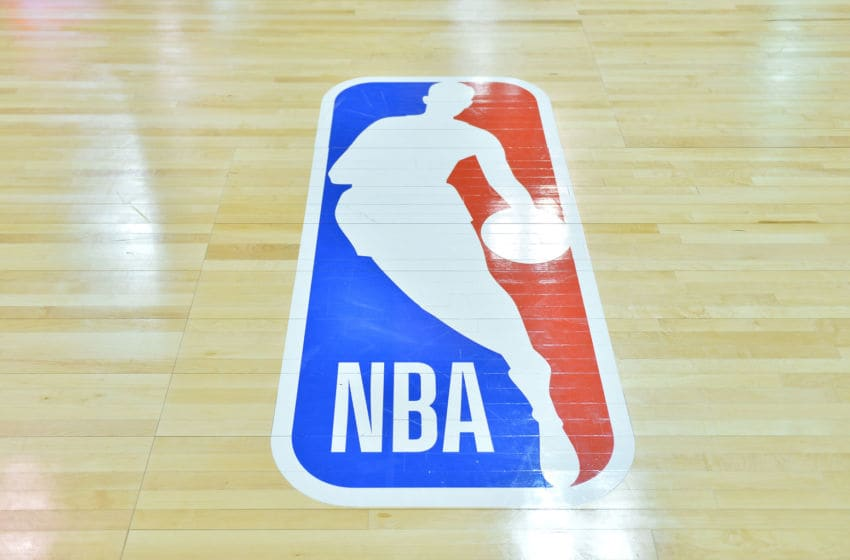 NBA logo (Photo by Sam Wasson/Getty Images)