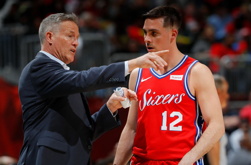 Brett Brown (Photo by Kevin C. Cox/Getty Images)
