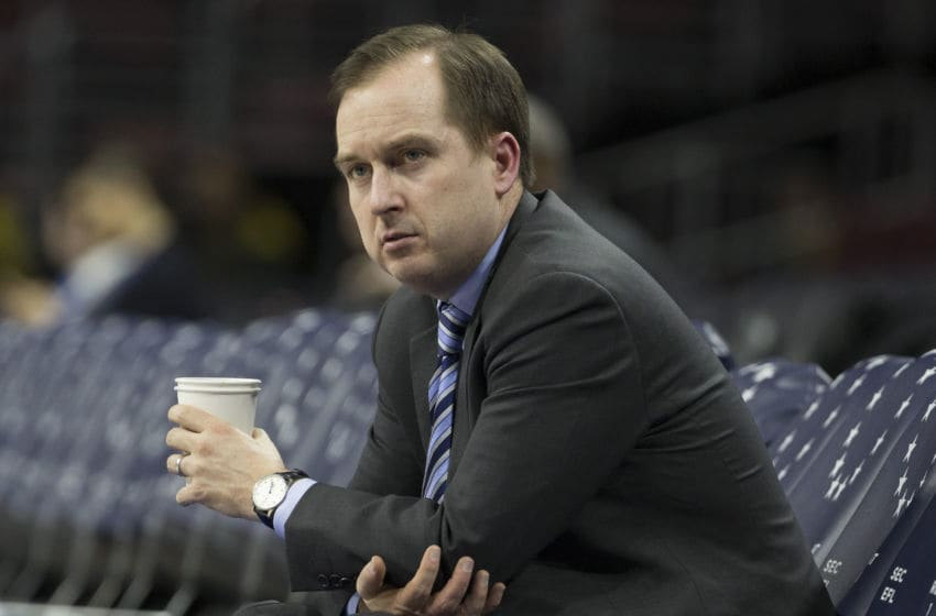 Sam Hinkie | Philadelphia 76ers (Photo by Mitchell Leff/Getty Images)