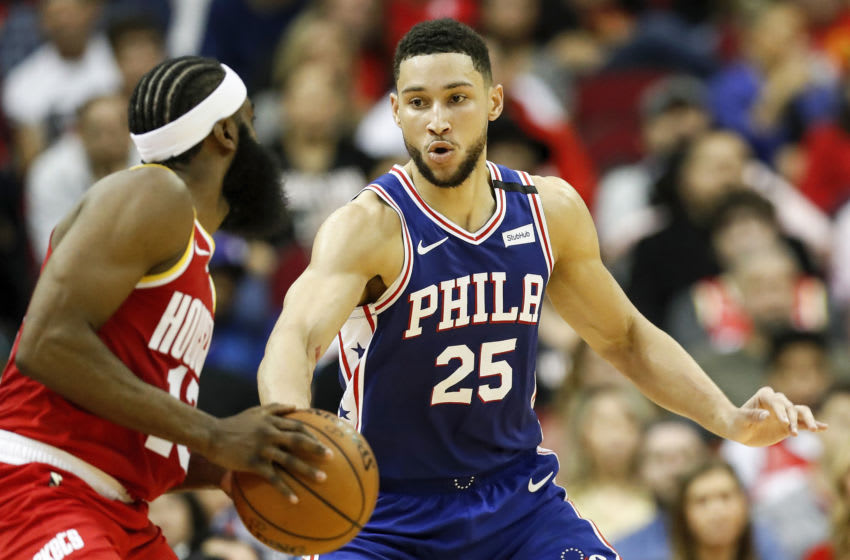 Philadelphia 76ers, Ben Simmons (Photo by Tim Warner/Getty Images)