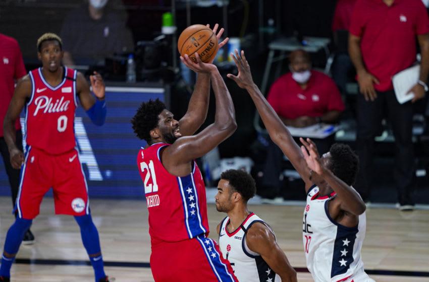 Joel Embiid   Philadelphia 76ers (Photo by Ashley Landis-Pool/Getty Images)