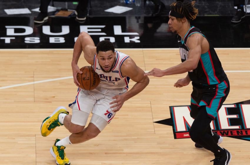 Ben Simmons | Philadelphia 76ers Mandatory Credit: Justin Ford-USA TODAY Sports