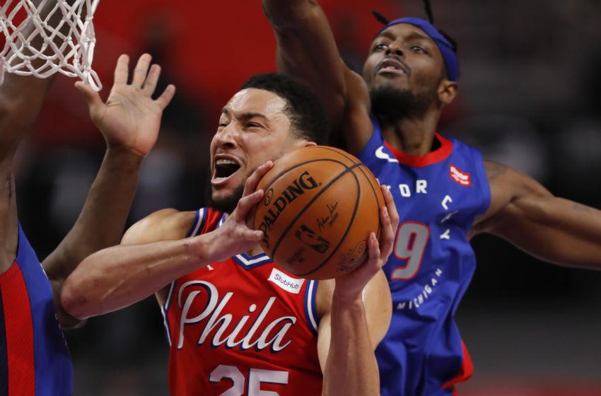 Ben Simmons   Philadelphia 76ers Mandatory Credit: Raj Mehta-USA TODAY Sports
