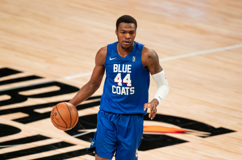 Delaware Blue Coats, Paul Reed Mandatory Credit: Mary Holt-USA TODAY Sports