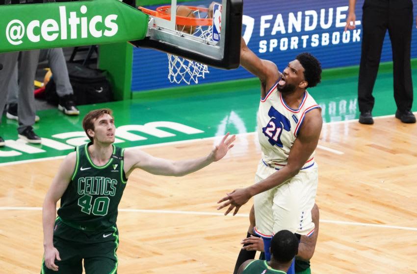 Joel Embiid, Sixers Mandatory Credit: David Butler II-USA TODAY Sports