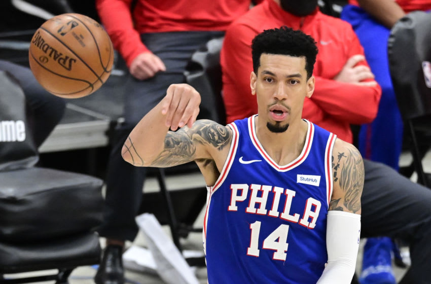 Philadelphia 76ers, Danny Green Mandatory Credit: Tommy Gilligan-USA TODAY Sports