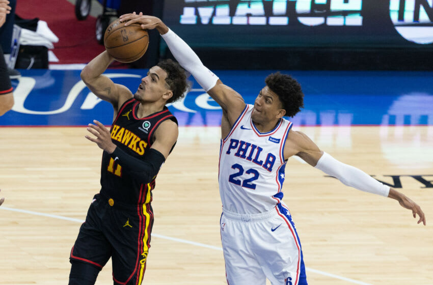 Matisse Thybulle, Sixers Mandatory Credit: Bill Streicher-USA TODAY Sports