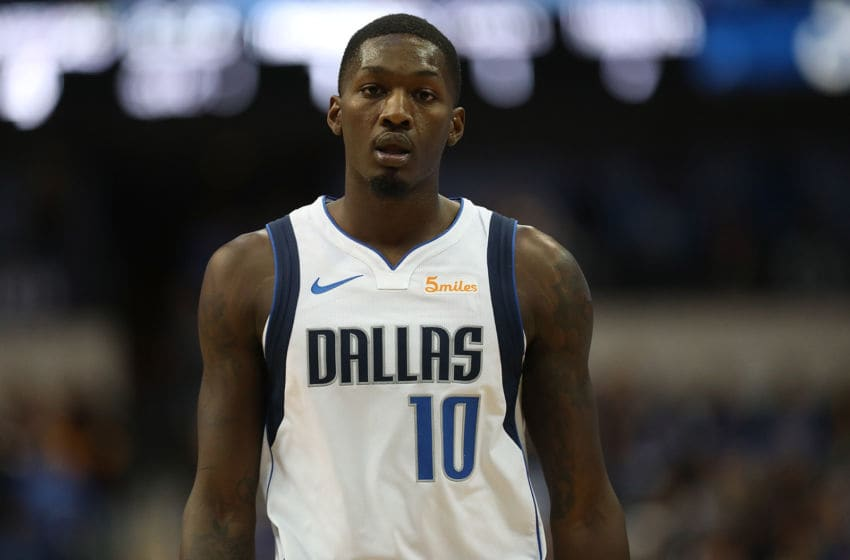 Dallas Mavericks Dorian Finney-Smith (Photo by Ronald Martinez/Getty Images)