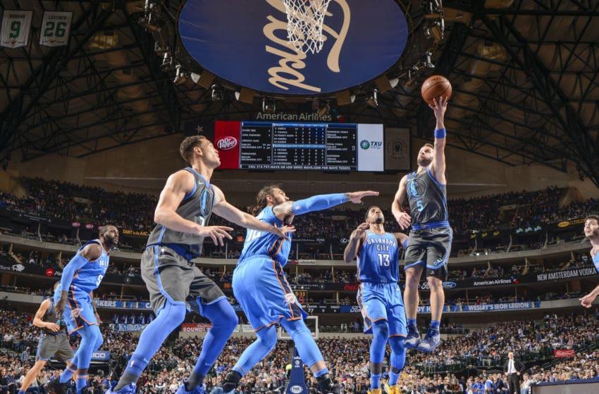 Dallas Mavericks J.J. Barea Copyright 2018 NBAE (Photo by Glenn James/NBAE via Getty Images)