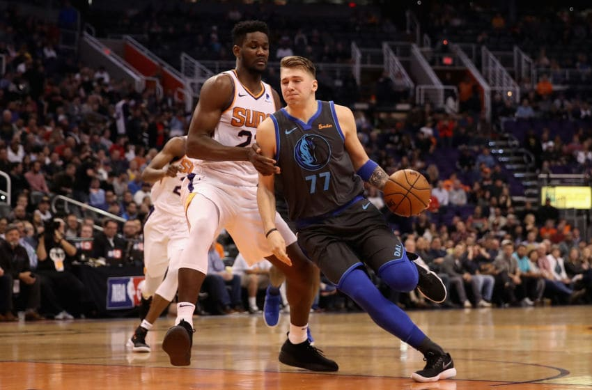 Dallas Mavericks Luka Doncic (Photo by Christian Petersen/Getty Images)