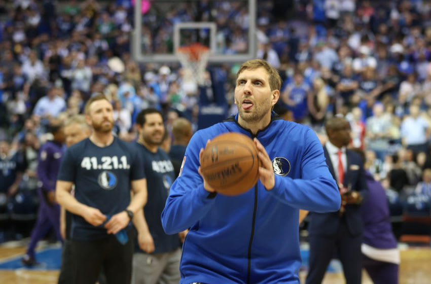Dallas Mavericks Dirk Nowitzki (Photo by Omar Vega/Getty Images)
