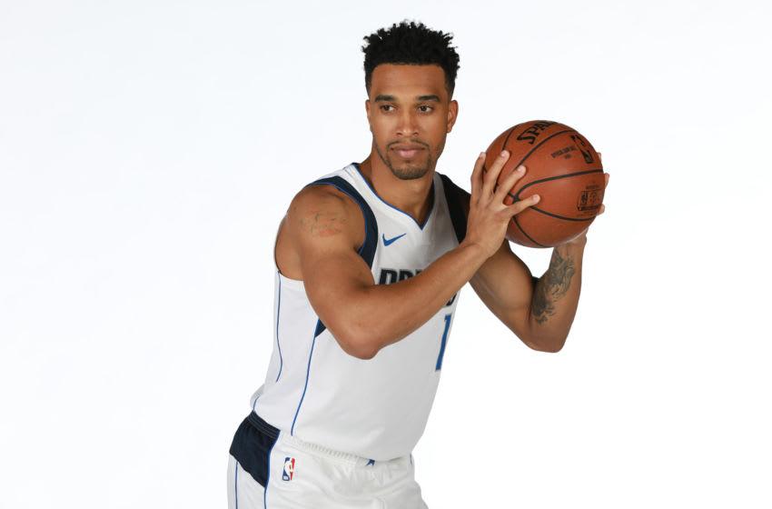Dallas Mavericks Courtney Lee Copyright 2019 NBAE (Photo by Glenn James/NBAE via Getty Images)