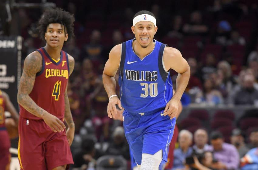 Dallas Mavericks Seth Curry (Photo by Jason Miller/Getty Images)