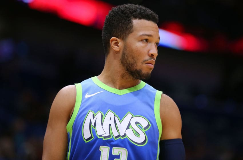 Dallas Mavericks Jalen Brunson (Photo by Jonathan Bachman/Getty Images)