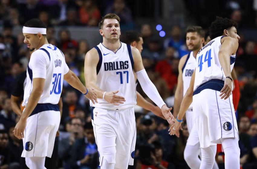 Dallas Mavericks Luka Doncic (Photo by Hector Vivas/Getty Images)