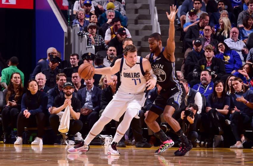 Dallas Mavericks Luka Doncic Copyright 2020 NBAE (Photo by Noah Graham/NBAE via Getty Images)