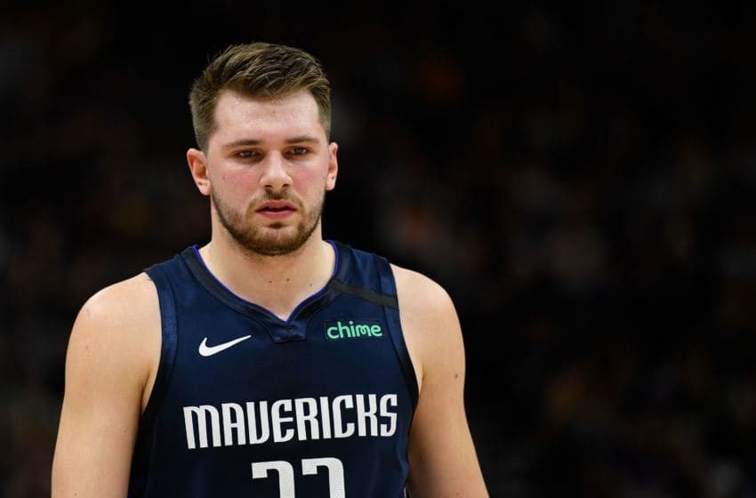 Dallas Mavericks Luka Doncic (Photo by Alex Goodlett/Getty Images)