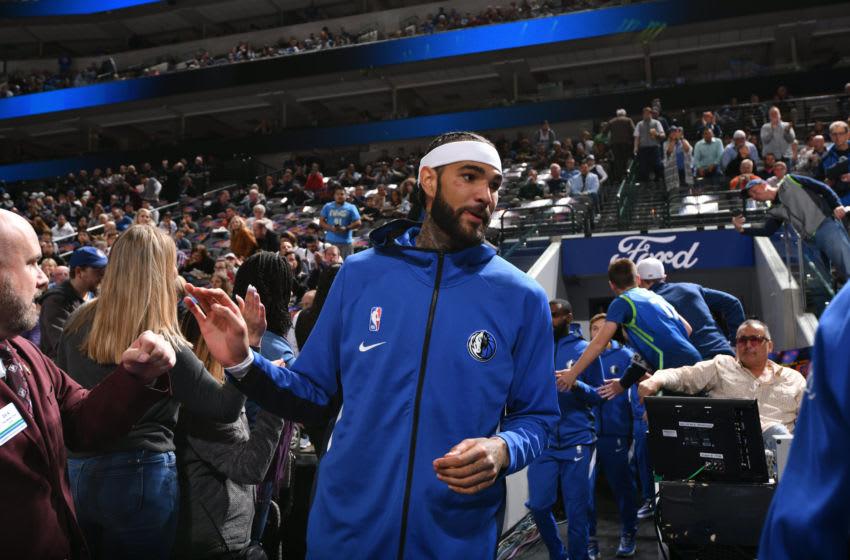 Dallas Mavericks Willie Cauley-Stein Copyright 2020 NBAE (Photo by Glenn James/NBAE via Getty Images)
