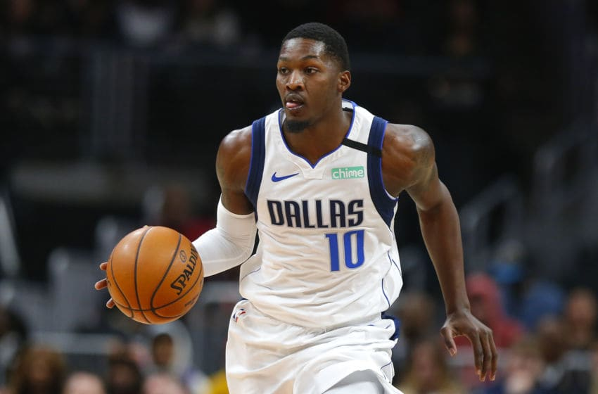 Dallas Mavericks Dorian Finney-Smith (Photo by Todd Kirkland/Getty Images)
