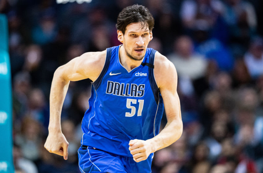 Dallas Mavericks Boban Marjanovic (Photo by Jacob Kupferman/Getty Images)