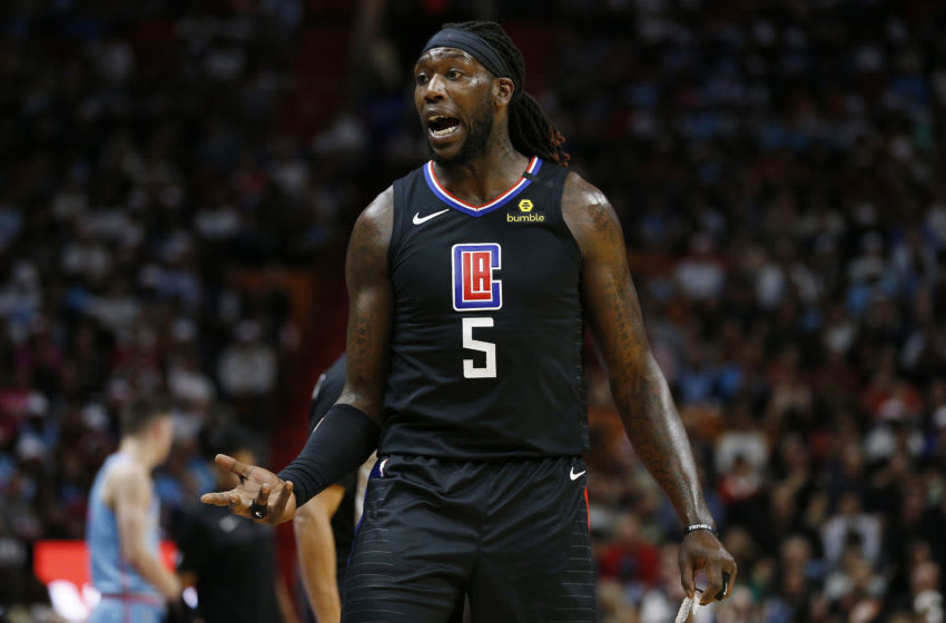 Dallas Mavericks Montrezl Harrell (Photo by Michael Reaves/Getty Images)