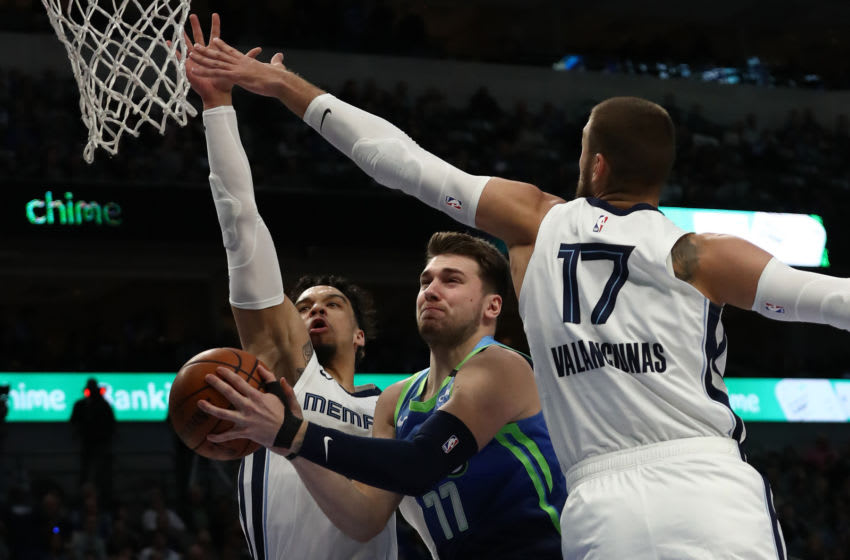 Dallas Mavericks Luka Doncic (Photo by Ronald Martinez/Getty Images)