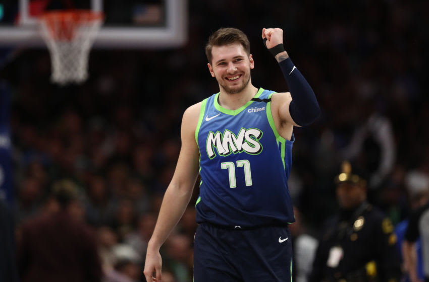 Dallas Mavericks Luka Doncic (Photo by Ronald Martinez/Getty Images)