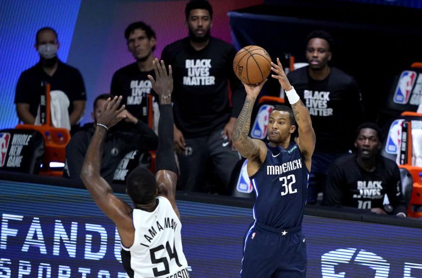 Dallas Mavericks Trey Burke (Photo by Ashley Landis-Pool/Getty Images)