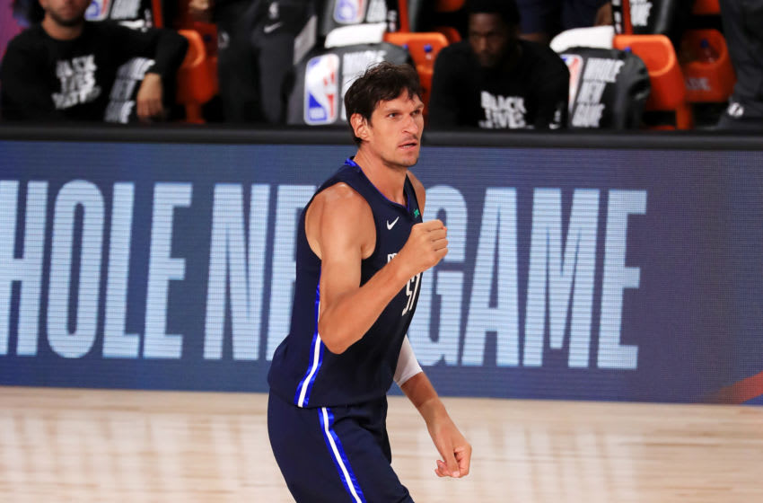 Dallas Mavericks Boban Marjanovic (Photo by Mike Ehrmann/Getty Images)