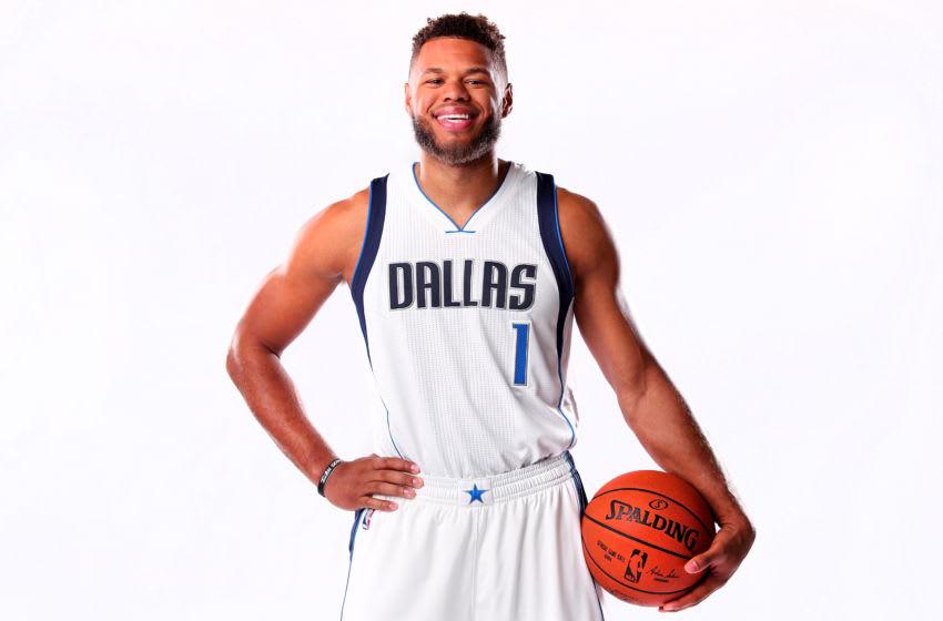 Dallas Mavericks Justin Anderson (Photo by Tom Pennington/Getty Images)