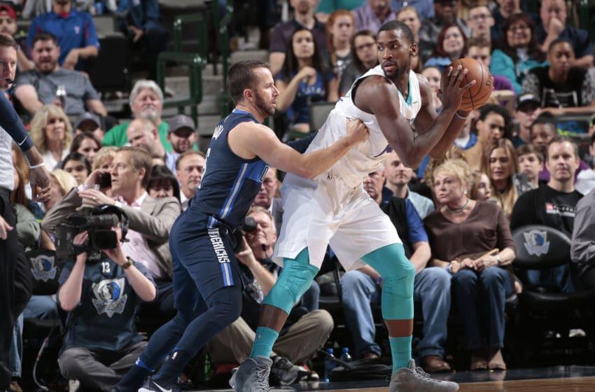 Dallas Mavericks Michael Kidd-Gilchrist Copyright 2018 NBAE (Photo by Glenn James/NBAE via Getty Images)