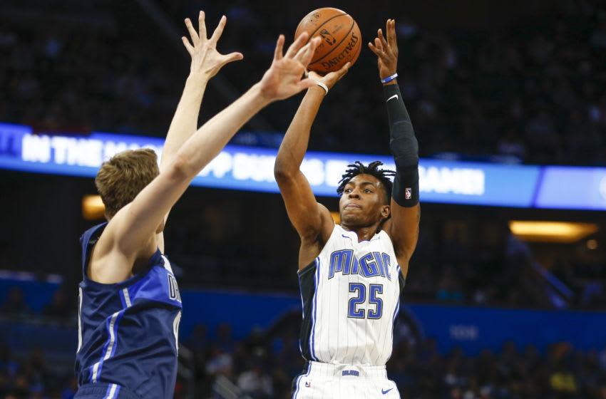 Dallas Mavericks Wesley Iwundu Mandatory Credit: Reinhold Matay-USA TODAY Sports