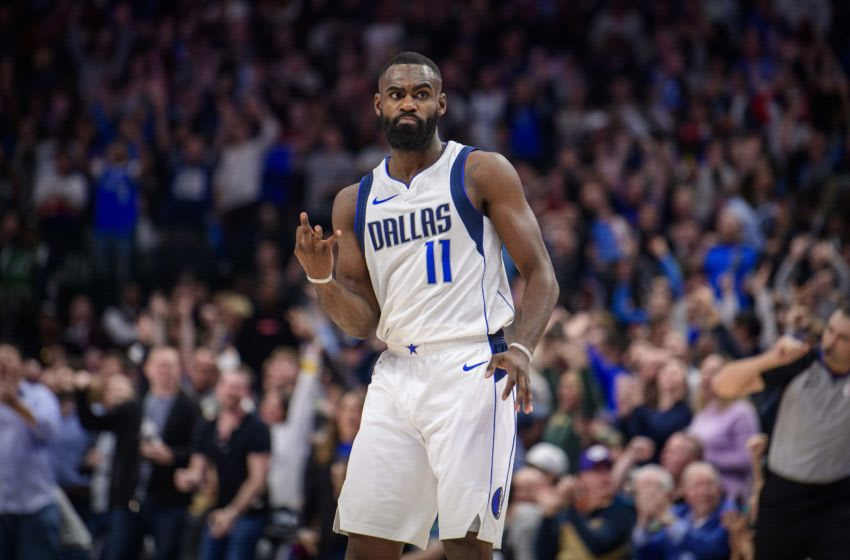 Dallas Mavericks Tim Hardaway Jr. Mandatory Credit: Jerome Miron-USA TODAY Sports