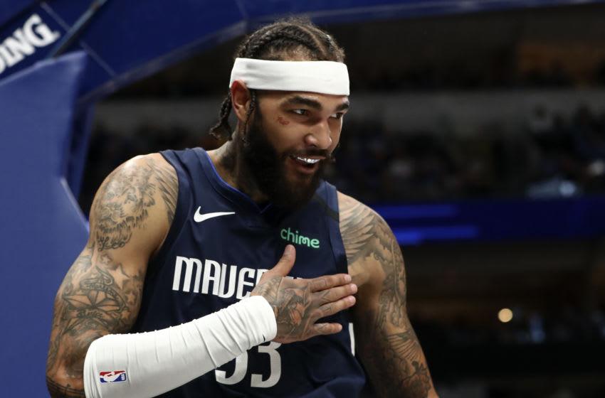 Dallas Mavericks Willie Cauley-Stein Mandatory Credit: Kevin Jairaj-USA TODAY Sports