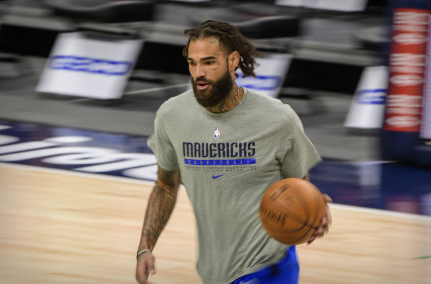 Dallas Mavericks Willie Cauley-Stein Mandatory Credit: Jerome Miron-USA TODAY Sports