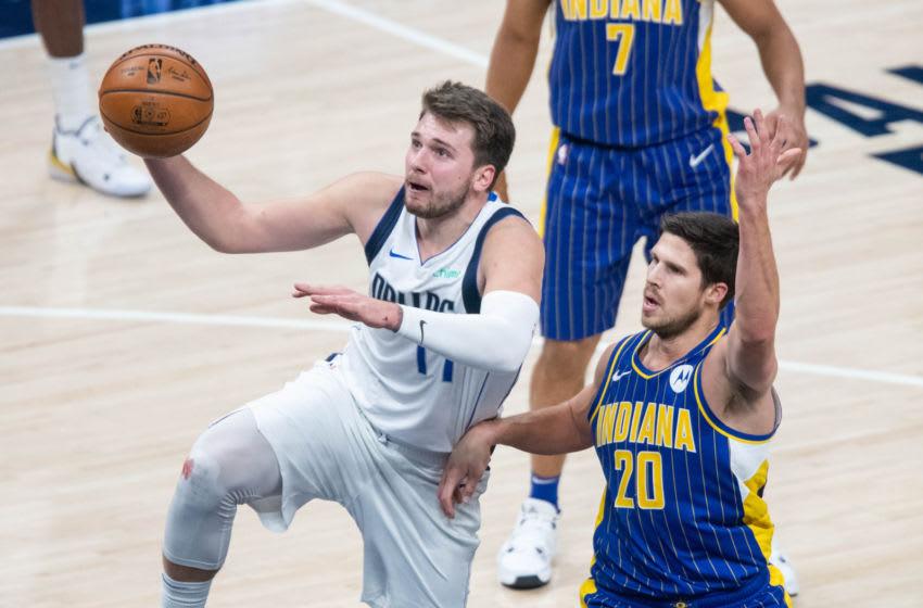 Dallas Mavericks Luka Doncic Trevor Ruszkowski-USA TODAY Sports