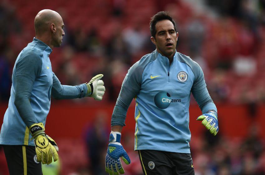 Manchester City: Guardiola right to rotate Claudio Bravo