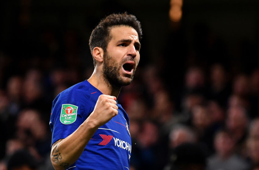 Chelsea: Cesc Fabregas Says AC Milan Is Not The Next Stop