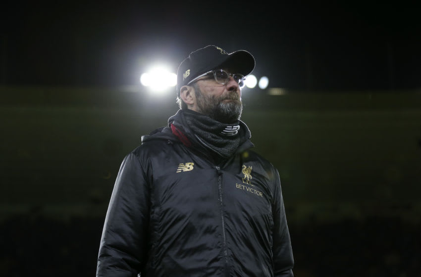 Jurgen Klopp the manager of Liverpool (Photo by James Baylis - AMA/Getty Images)