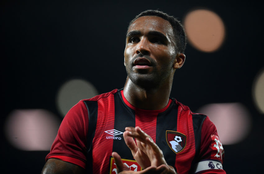 Callum Wilson of Bournemouth (Photo by Clive Mason/Getty Images)
