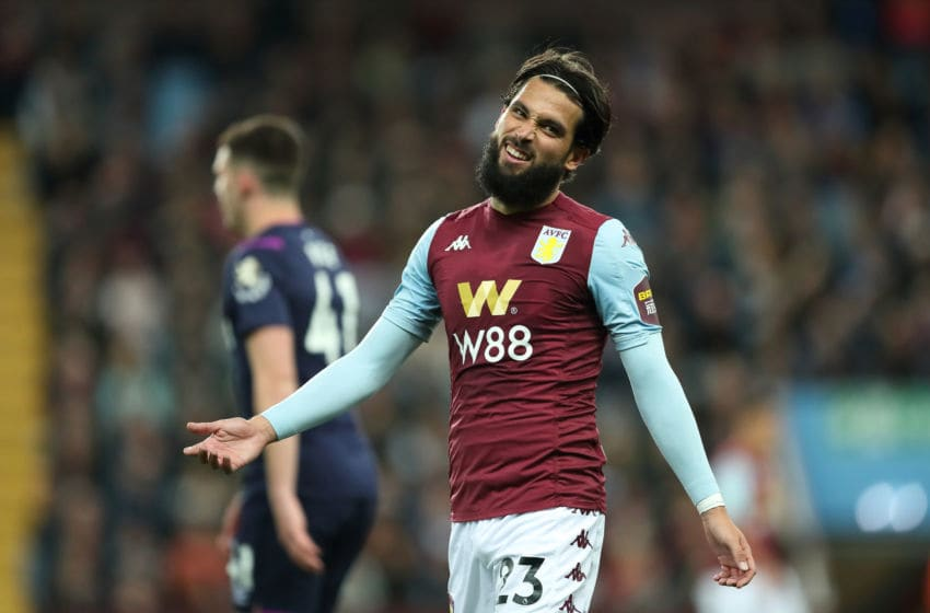 Jota, Aston Villa, Premier League (Photo by James Williamson - AMA/Getty Images)