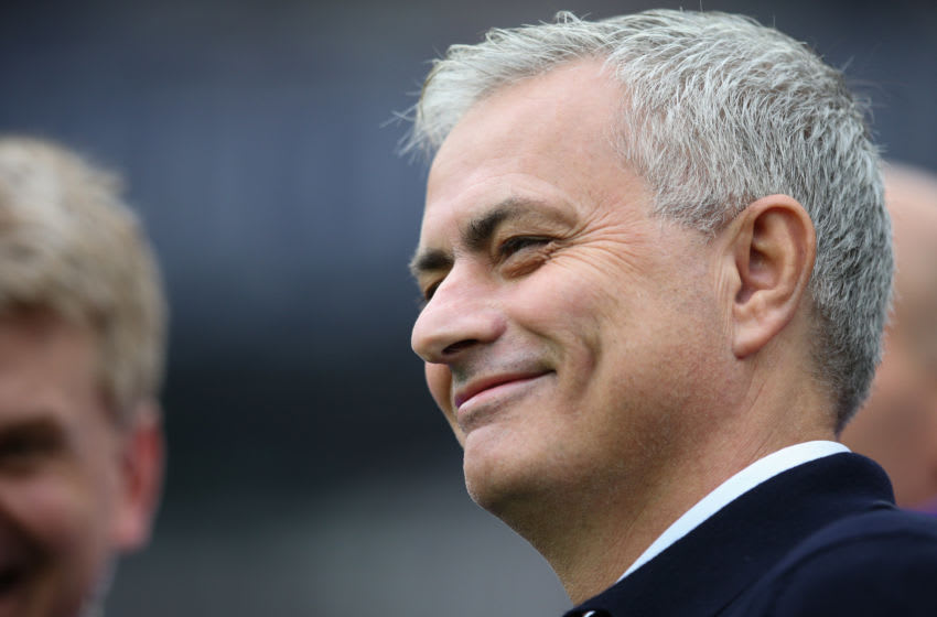 Tottenham Hotspur manager Jose Mourinho (Photo by Craig Mercer/MB Media/Getty Images)