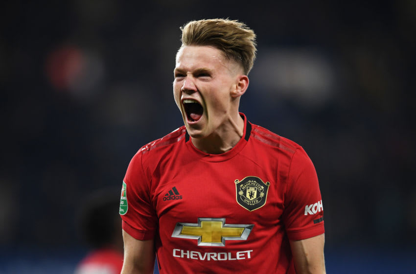 Scott McTominay, Manchester United (Photo by Mike Hewitt/Getty Images)