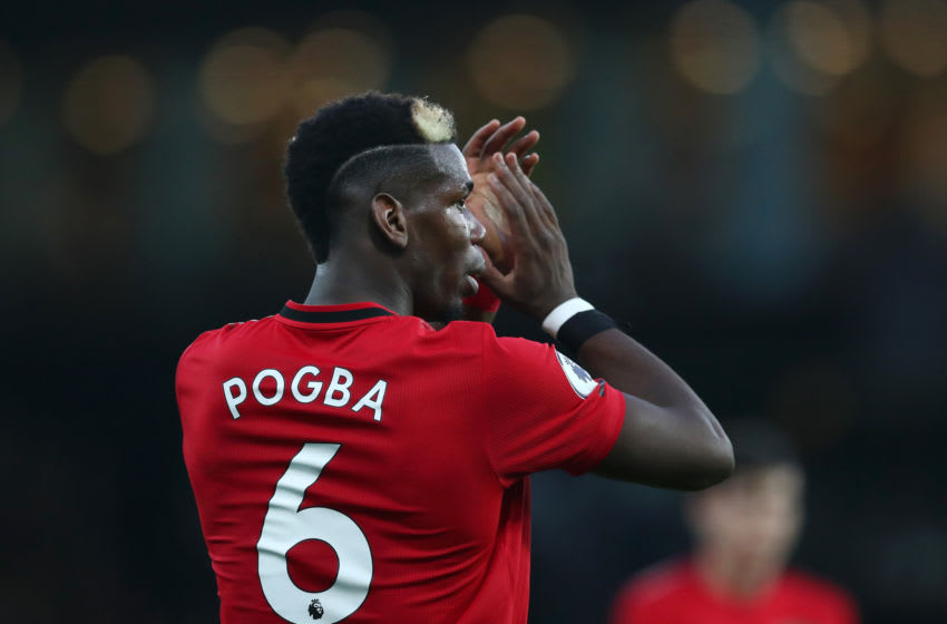 Paul Pogba, Manchester United (Photo by Dan Istitene/Getty Images)